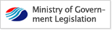 Ministry of Government Legislation